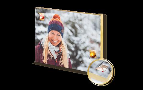 Premium Adventskalender mit Ferrero Pralinen