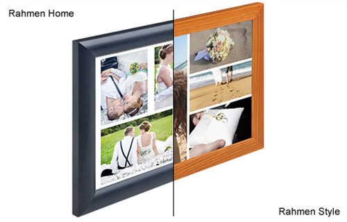 Rahmen für Postercollagen
