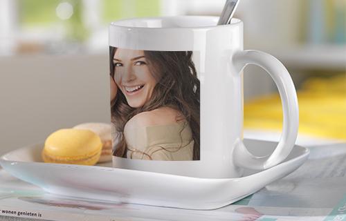 Tasse bedrucken – so schmeckt der Morgenkaffee noch besser!
