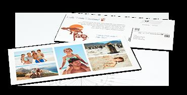 Postkarten XL Direktversand
