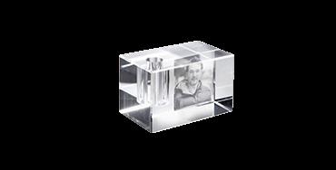 Kristall-Stifthalter