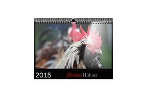 Melani Nolte - Glückliche Hühner
