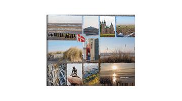 Dänemark Collage