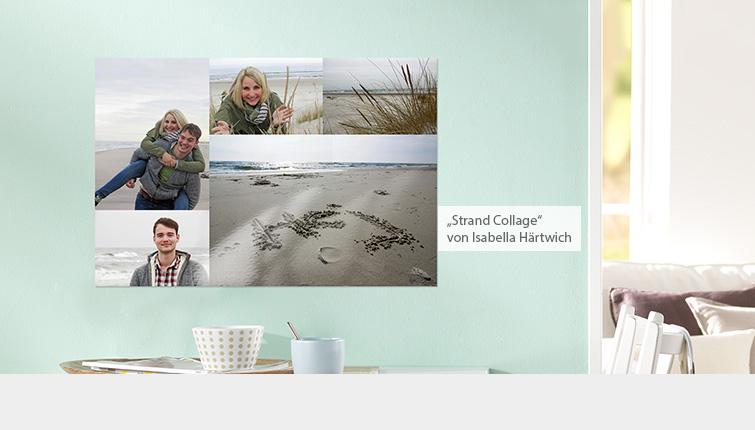 Strand Collage
