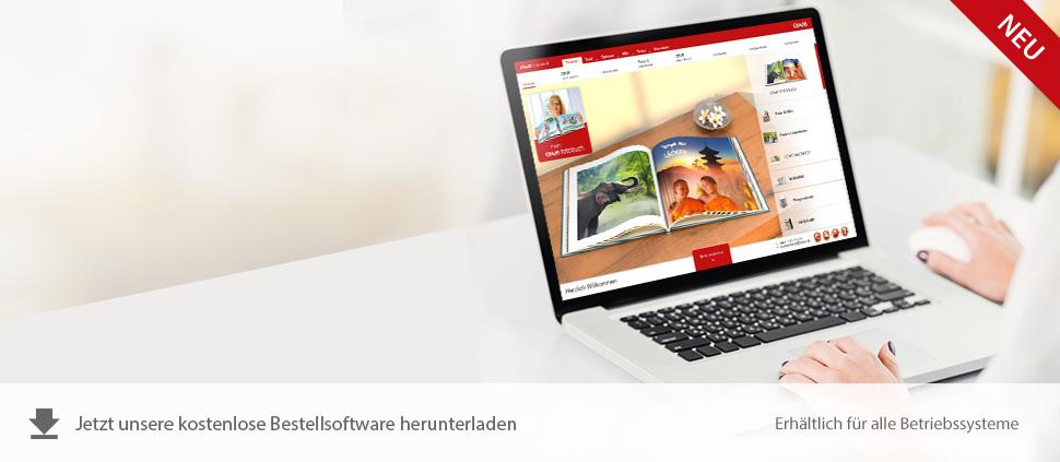 Kennen Sie unsere Bestellsoftware für Computer und Notebook?
