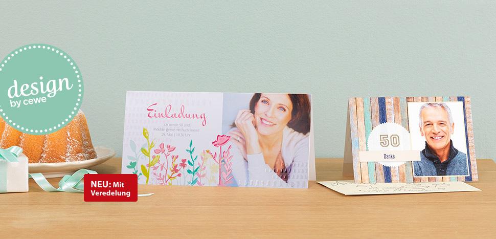 Geburtstagskarten Selbst Gestalten Cewe Fotoservice