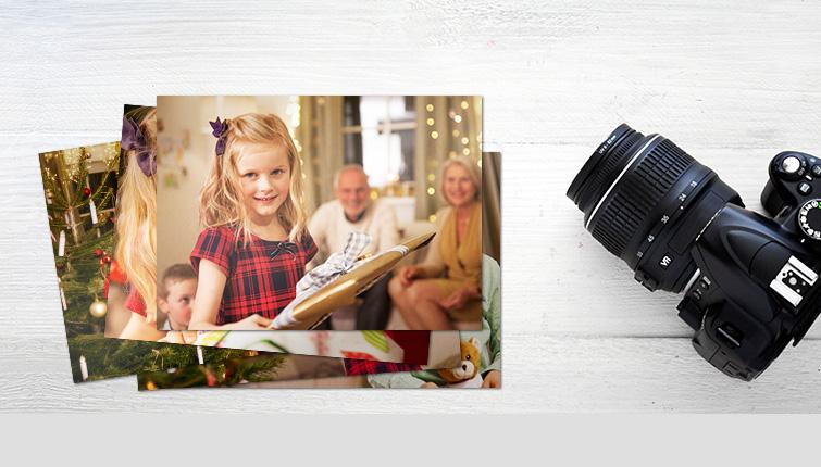 Fotos von Ihrer Kamera oder Ihrem Smartphone