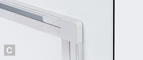 Aluminium Aufhängesystem