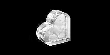 Kristall-Fotoherz