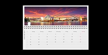 Tischterminkalender