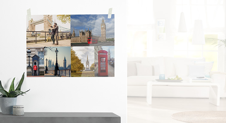 Premium Poster Collage