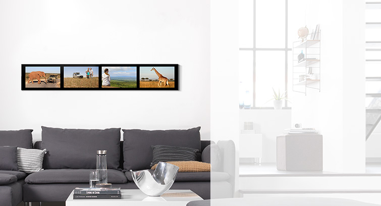Fotocollage erstellen beim cewe fotoservice - Fotoleinwand erstellen collage ...