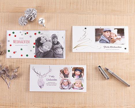 weihnachtskarten online gestalten cewe fotoservice. Black Bedroom Furniture Sets. Home Design Ideas