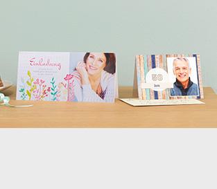 babykarten online gestalten cewe fotoservice. Black Bedroom Furniture Sets. Home Design Ideas