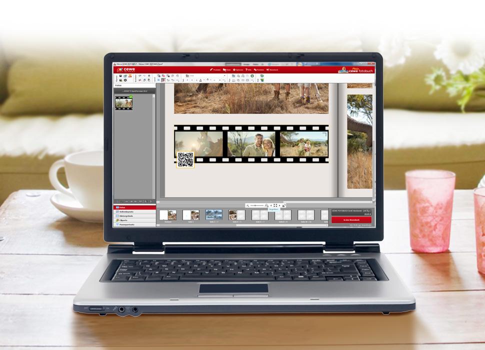 3. Automatische Generierung Ihres QR-Codes zum Abspielen des Videos